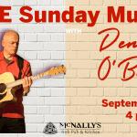 Dennis O'Brien 9/21/21 at Mcnally's